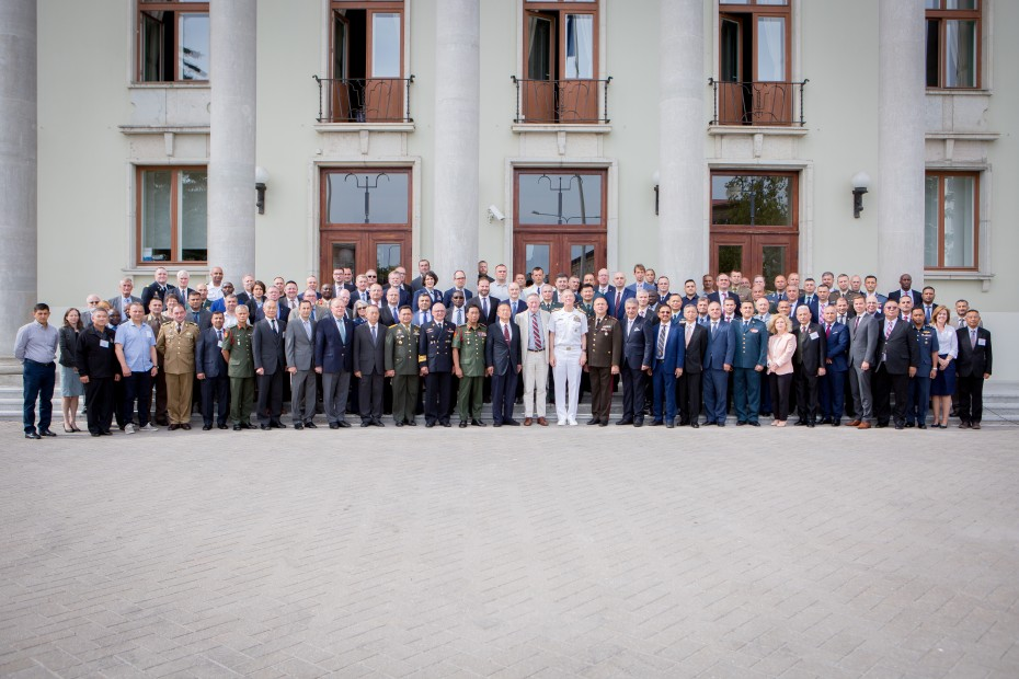 Baltic Defence College - US National Defense University Alumni