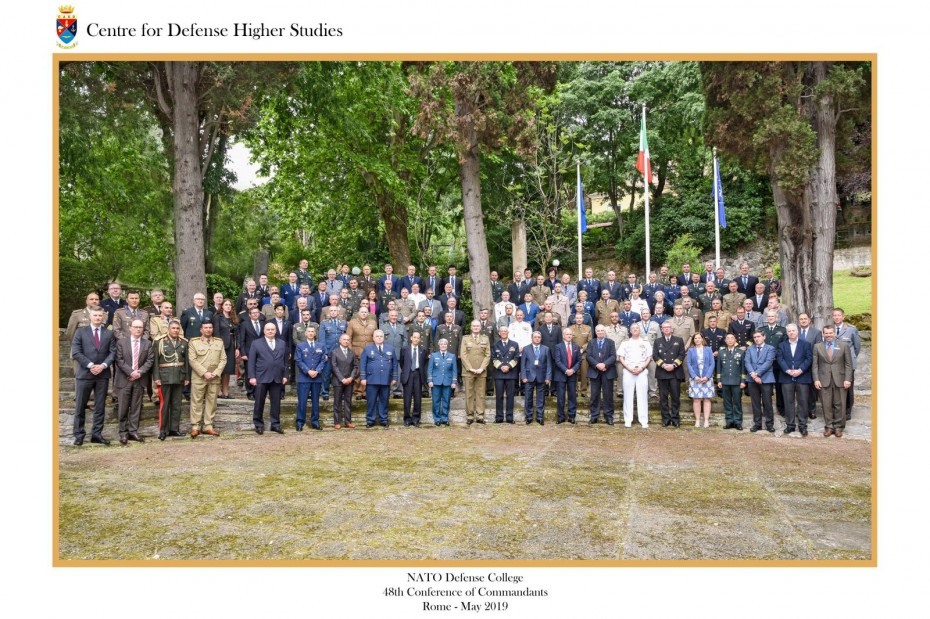 Baltic Defence College - 48th Conference of Commandants